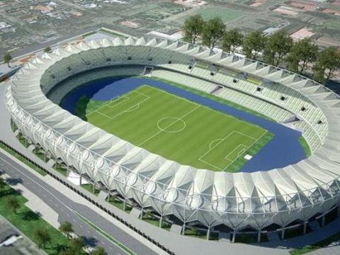 Estadio Municipal Ester Roa Rebolledo